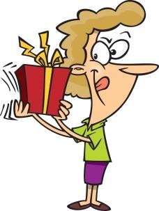 Gift Giving Blog Post